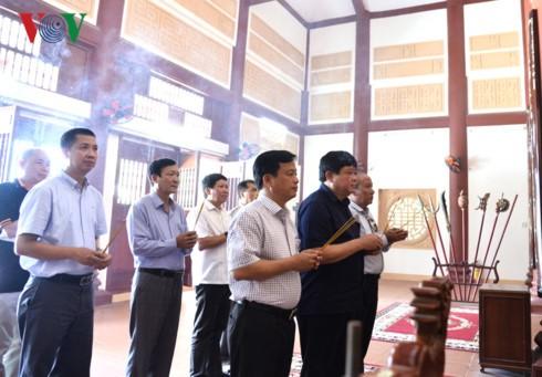 Tổng Giám đốc Đài TNVN Nguyễn Thế Kỷ làm việc tại Bình Định - ảnh 8