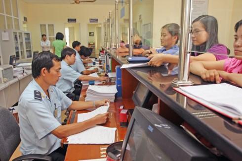 Sắp triển khai đồng loạt dịch vụ thuế điện tử 24/7 qua ngân hàng - ảnh 1