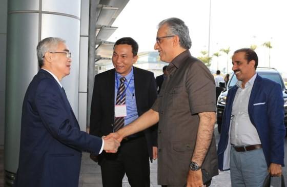 AFC sẵn sàng hỗ trợ VFF vì mục tiêu chung bóng đá châu Á  - ảnh 1
