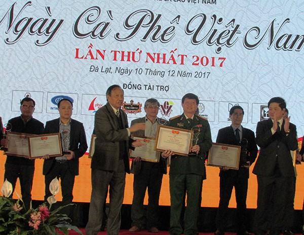 Khai mạc Ngày cà phê Việt Nam lần thứ nhất - ảnh 1
