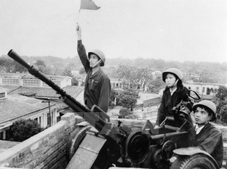 Ý nghĩa chiến thắng lịch sử Điện Biên Phủ trên không - ảnh 1