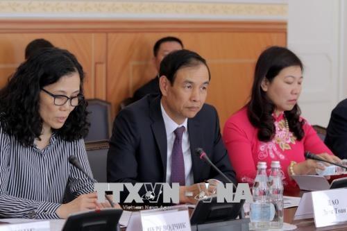 Thủ đô hai nước Việt Nam - LB Nga tăng cường hợp tác song phương - ảnh 1
