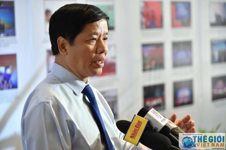 Nhật Bản đặc biệt coi trọng mối quan hệ hữu nghị với Việt Nam - ảnh 1