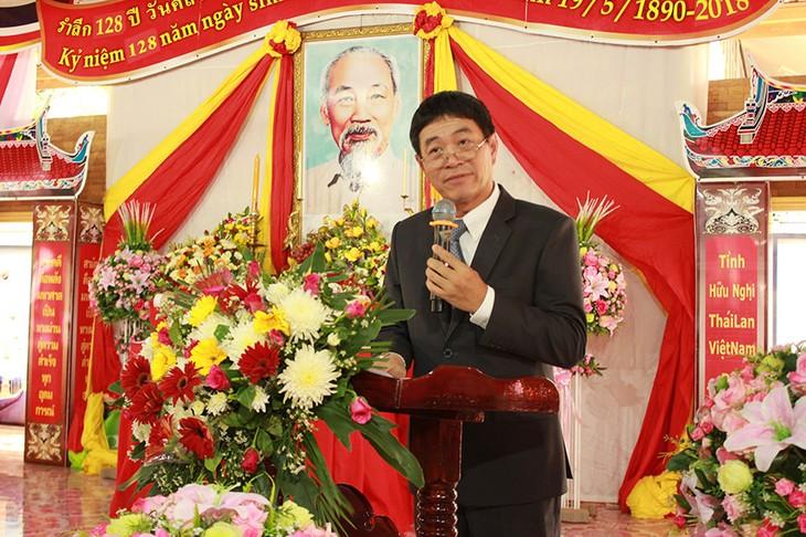 Người Việt - Nhịp cầu hữu nghị giữa Việt Nam và Thái Lan - ảnh 1