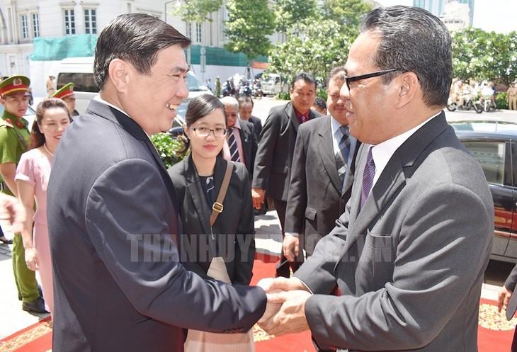 Tăng cường hợp tác nhiều mặt giữa thành phố Hồ Chí Minh và  Liên bang Micronesia - ảnh 1
