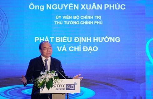 Thủ tướng: Việt Nam sẵn sàng bước lên con tàu 4.0 - ảnh 2