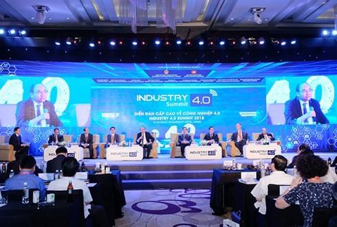 Thủ tướng: Việt Nam sẵn sàng bước lên con tàu 4.0 - ảnh 1