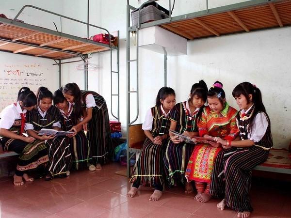 Việt Nam cam kết thực hiện các mục tiêu phát triển bền vững - ảnh 1