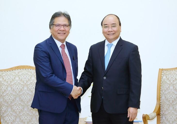 Thủ tướng tiếp Tổng Giám đốc Cơ quan Quản lý và Bảo đảm hiệu quả Chính phủ Malaysia - ảnh 1