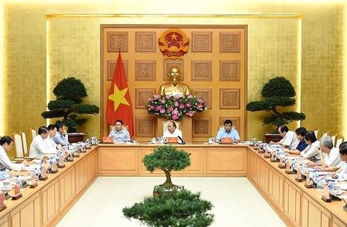 Thủ tướng Nguyễn Xuân Phúc: cần tìm động lực tăng trưởng mới của nền kinh tế - ảnh 1