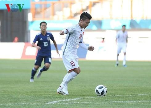 Quang Hải ghi bàn, Olympic Việt Nam thắng thuyết phục Olympic Nhật Bản - ảnh 2