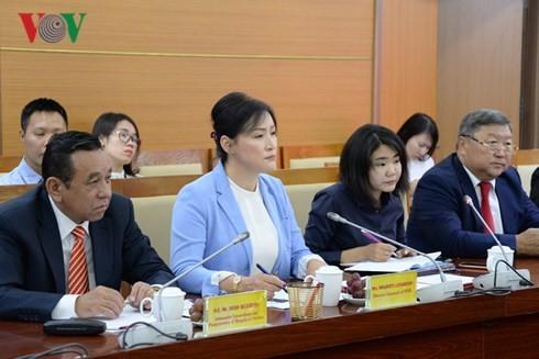 VOV và Đài PTTH Mông Cổ ký kết hợp tác phát thanh, truyền hình - ảnh 3