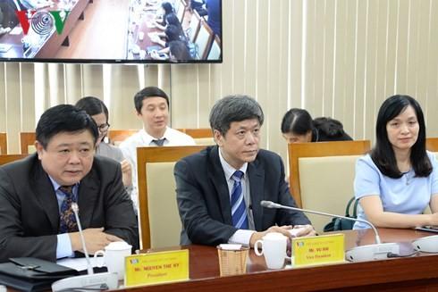 VOV và Đài PTTH Mông Cổ ký kết hợp tác phát thanh, truyền hình - ảnh 2