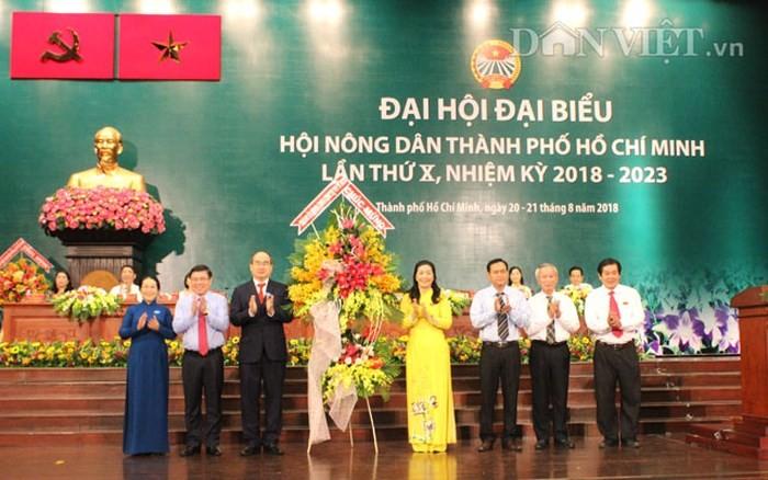 Đại hội Hội Nông dân TPHCM lần thứ X - ảnh 1
