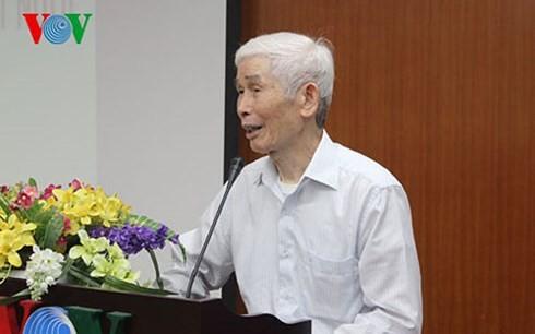 """Huỳnh Ngọc Ấn- """"Tư lệnh"""" kỹ thuật phát thanh của Đài Tiếng nói Việt Nam - ảnh 1"""