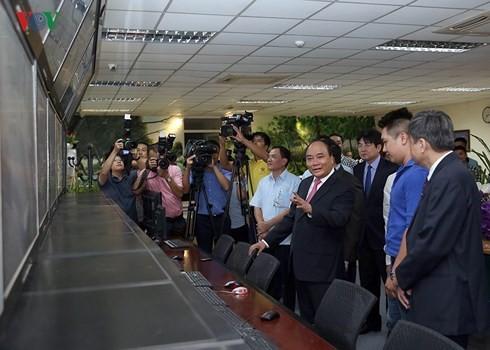 Thủ tướng trao danh hiệu Anh hùng Lực lượng Vũ trang Nhân dân cho Đài Phát thanh Giải phóng - ảnh 3