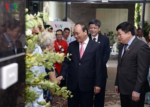 Thủ tướng trao danh hiệu Anh hùng Lực lượng Vũ trang Nhân dân cho Đài Phát thanh Giải phóng - ảnh 1