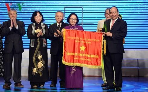 Thủ tướng trao danh hiệu Anh hùng Lực lượng Vũ trang Nhân dân cho Đài Phát thanh Giải phóng - ảnh 7