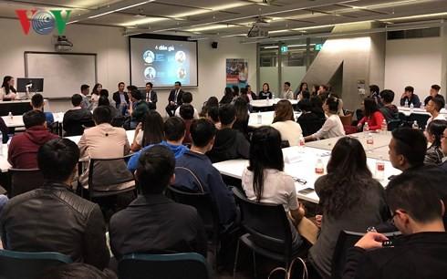 """Sinh viên Việt ở New South Wales truyền """"Nguồn cảm hứng"""" ra cộng đồng - ảnh 1"""