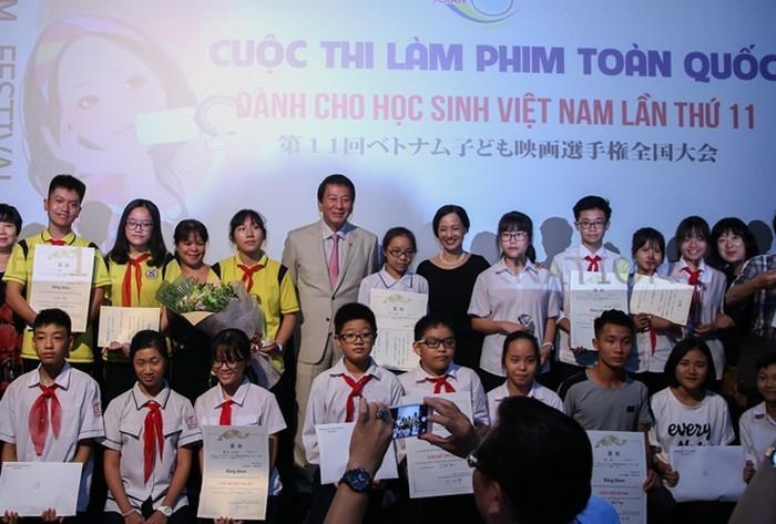 Ba nhóm học sinh Việt Nam được mời tham dự Cuộc thi làm phim cho trẻ em châu Á tại Nhật Bản - ảnh 1