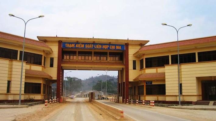 Mở cặp cửa khẩu quốc tế Chi Ma (Việt Nam) - Ái Điểm (Trung Quốc) - ảnh 1