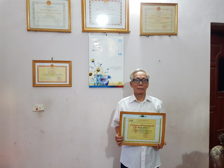Người kết nối Đài Tiếng nói Việt Nam với các gia đình liệt sĩ - ảnh 2