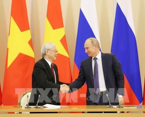 Báo chí Nga nêu bật ý nghĩa chuyến thăm của Tổng Bí thư Nguyễn Phú Trọng - ảnh 1