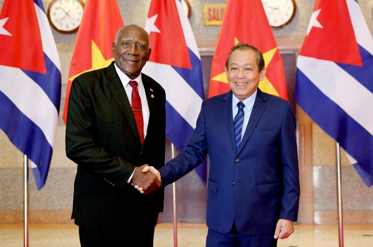 Làm sâu sắc hơn nữa mối quan hệ hợp tác toàn diện Việt Nam - Cuba - ảnh 1