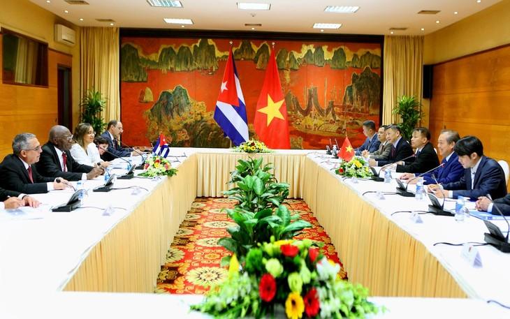 Làm sâu sắc hơn nữa mối quan hệ hợp tác toàn diện Việt Nam - Cuba - ảnh 2