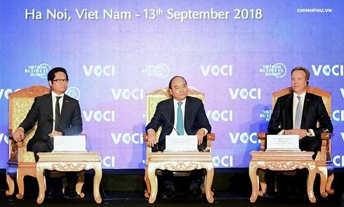 """Thủ tướng Nguyễn Xuân Phúc: """"Việt Nam muốn là bạn của những người giỏi nhất"""" - ảnh 1"""