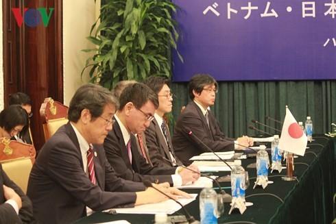 Phiên họp Ủy ban Hợp tác Việt Nam – Nhật Bản lần thứ 10 - ảnh 4