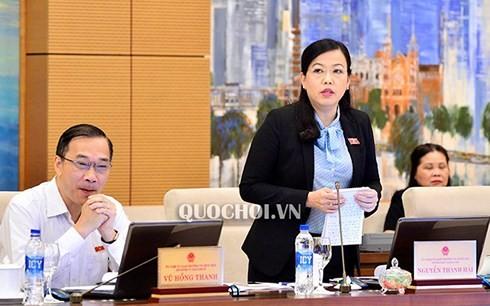 Phiên họp thứ 27 Ủy ban Thường vụ Quốc hội khóa XIV: Đảm bảo tính ổn định, thống nhất của hệ thống pháp luật - ảnh 1
