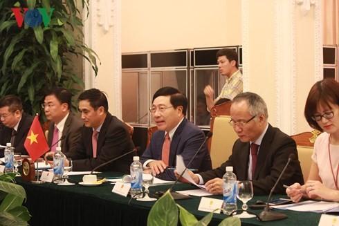 Phiên họp Ủy ban Hợp tác Việt Nam – Nhật Bản lần thứ 10 - ảnh 3