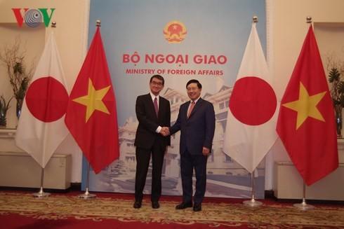 Phiên họp Ủy ban Hợp tác Việt Nam – Nhật Bản lần thứ 10 - ảnh 1