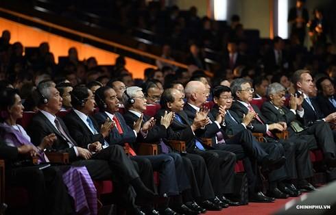 WEF ASEAN 2018 lan tỏa tinh thần đổi mới, sáng tạo để phát triển - ảnh 3