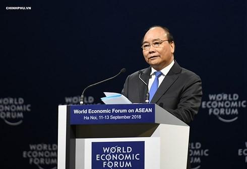 WEF ASEAN 2018 lan tỏa tinh thần đổi mới, sáng tạo để phát triển - ảnh 2
