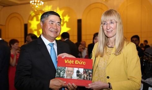 Đại sứ quán Việt Nam tại Đức tổ chức mừng Quốc khánh 2/9 - ảnh 1