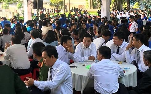 Lễ viếng Chủ tịch nước Trần Đại Quang tại thành phố Hồ Chí Minh - ảnh 3
