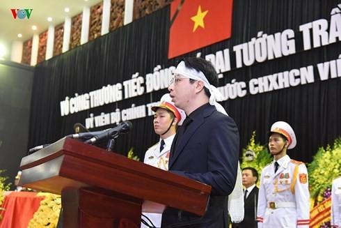 Việt Nam cử hành trọng thể lễ truy điệu Chủ tịch nước Trần Đại Quang - ảnh 4