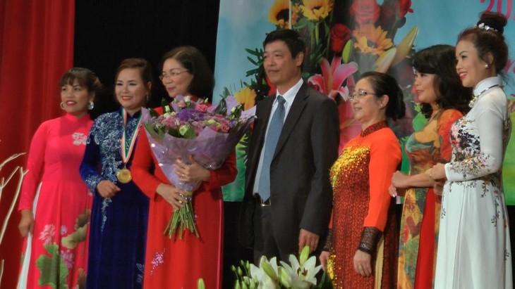Hội phụ nữ Việt Nam tại Cộng hoà Slovakia vừa tổ chức đại hội lần thứ 5 - ảnh 1