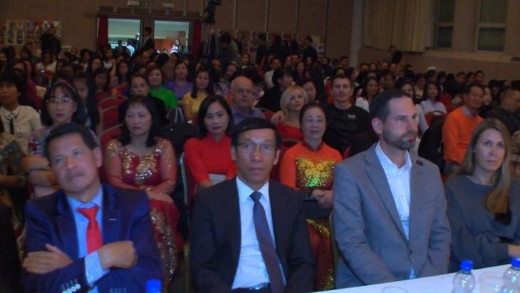 Hội phụ nữ Việt Nam tại Cộng hoà Slovakia vừa tổ chức đại hội lần thứ 5 - ảnh 2