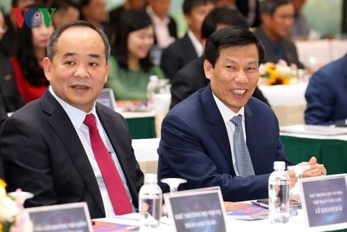 Ông Lê Khánh Hải đắc cử Chủ tịch VFF khóa VIII - ảnh 1