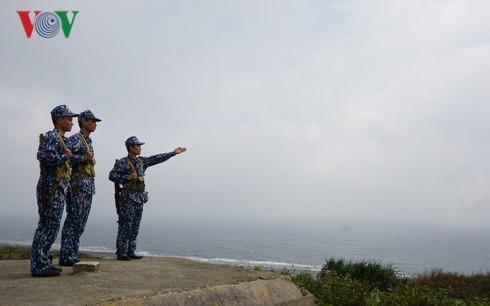 Đón Tết trên đảo tiền tiêu Bạch Long Vỹ - ảnh 2