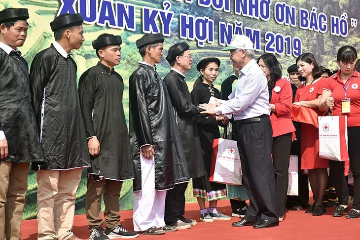 Tổng Bí thư, Chủ tịch nước Nguyễn Phú Trọng phát động Tết trồng cây - ảnh 5