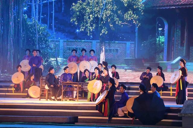 Kỷ niệm 10 năm Dân ca Quan họ Bắc Ninh được UNESCO công nhận là Di sản văn hóa phi vật thể đại diện của nhân loại - ảnh 1