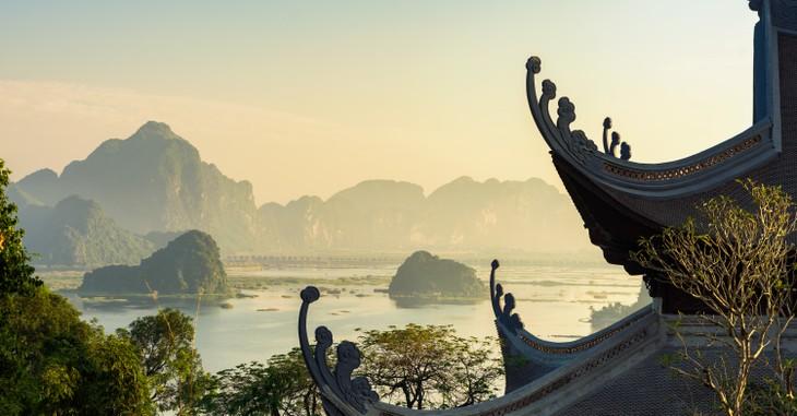 Khu Du lịch Tâm linh Chùa Tam Chúc – Nơi tổ chức Vesak 2019 - ảnh 14