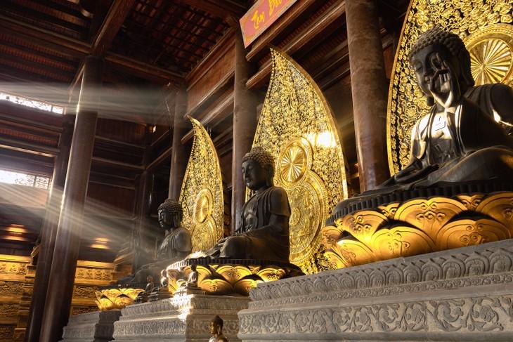 Khu Du lịch Tâm linh Chùa Tam Chúc – Nơi tổ chức Vesak 2019 - ảnh 16