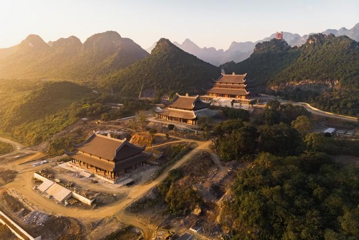 Khu Du lịch Tâm linh Chùa Tam Chúc – Nơi tổ chức Vesak 2019 - ảnh 6