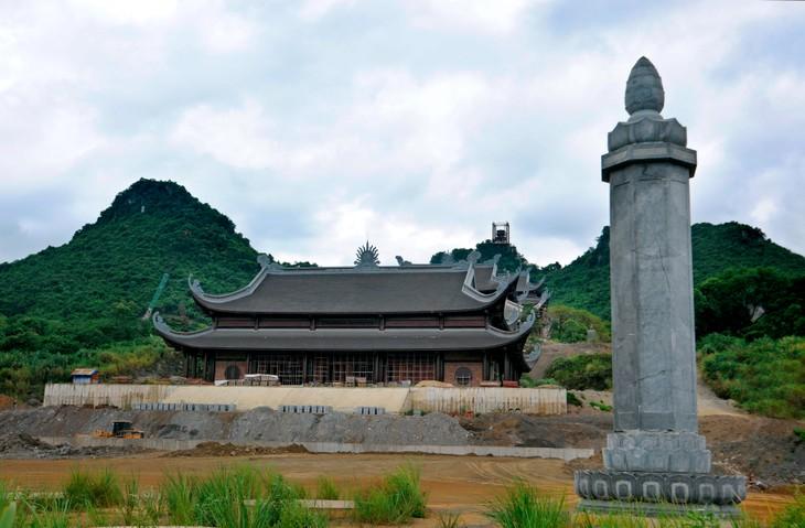 Khu Du lịch Tâm linh Chùa Tam Chúc – Nơi tổ chức Vesak 2019 - ảnh 8
