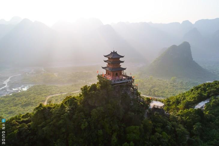 Khu Du lịch Tâm linh Chùa Tam Chúc – Nơi tổ chức Vesak 2019 - ảnh 2